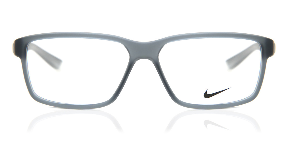 estas africano Aparentemente  Nike 7092 068 Glasses Grey | SmartBuyGlasses Canada