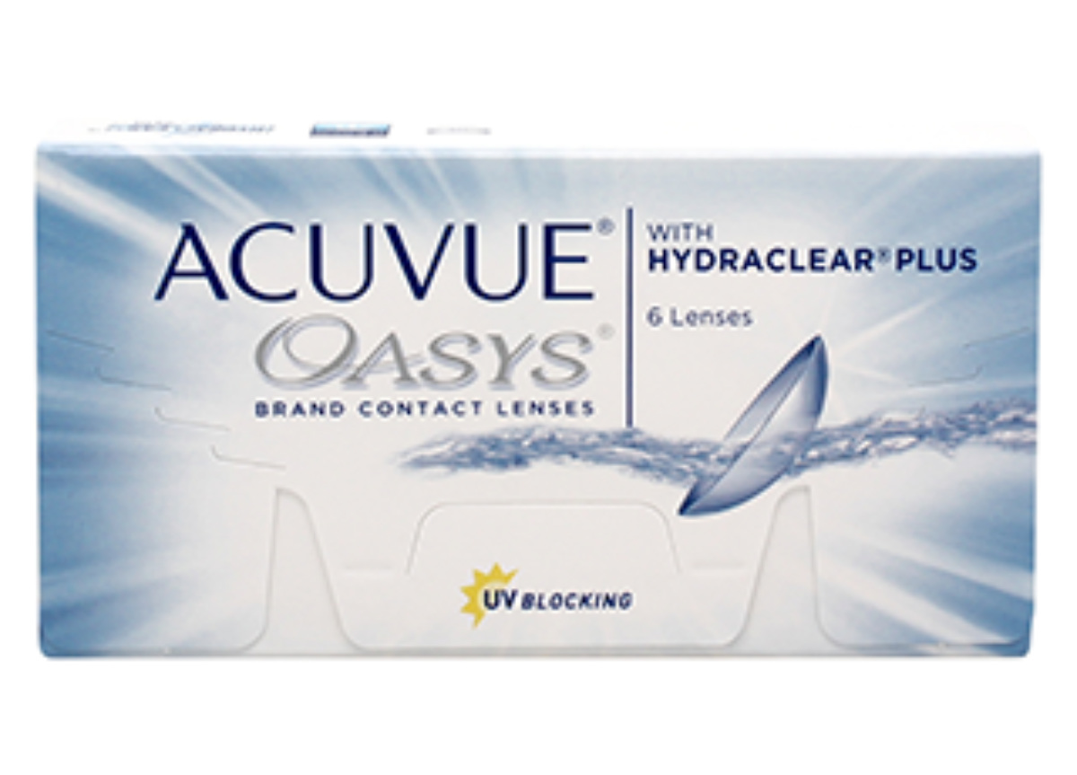 Image of Lenti a Contatto Acuvue Oasys 6 Pack