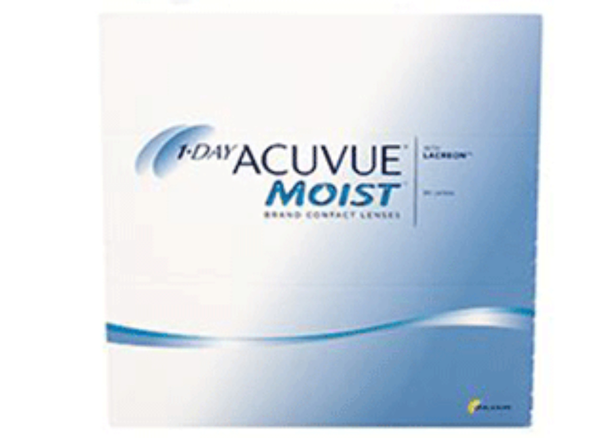 Image of Lenti a Contatto 1-Day Acuvue Moist 90 Pack
