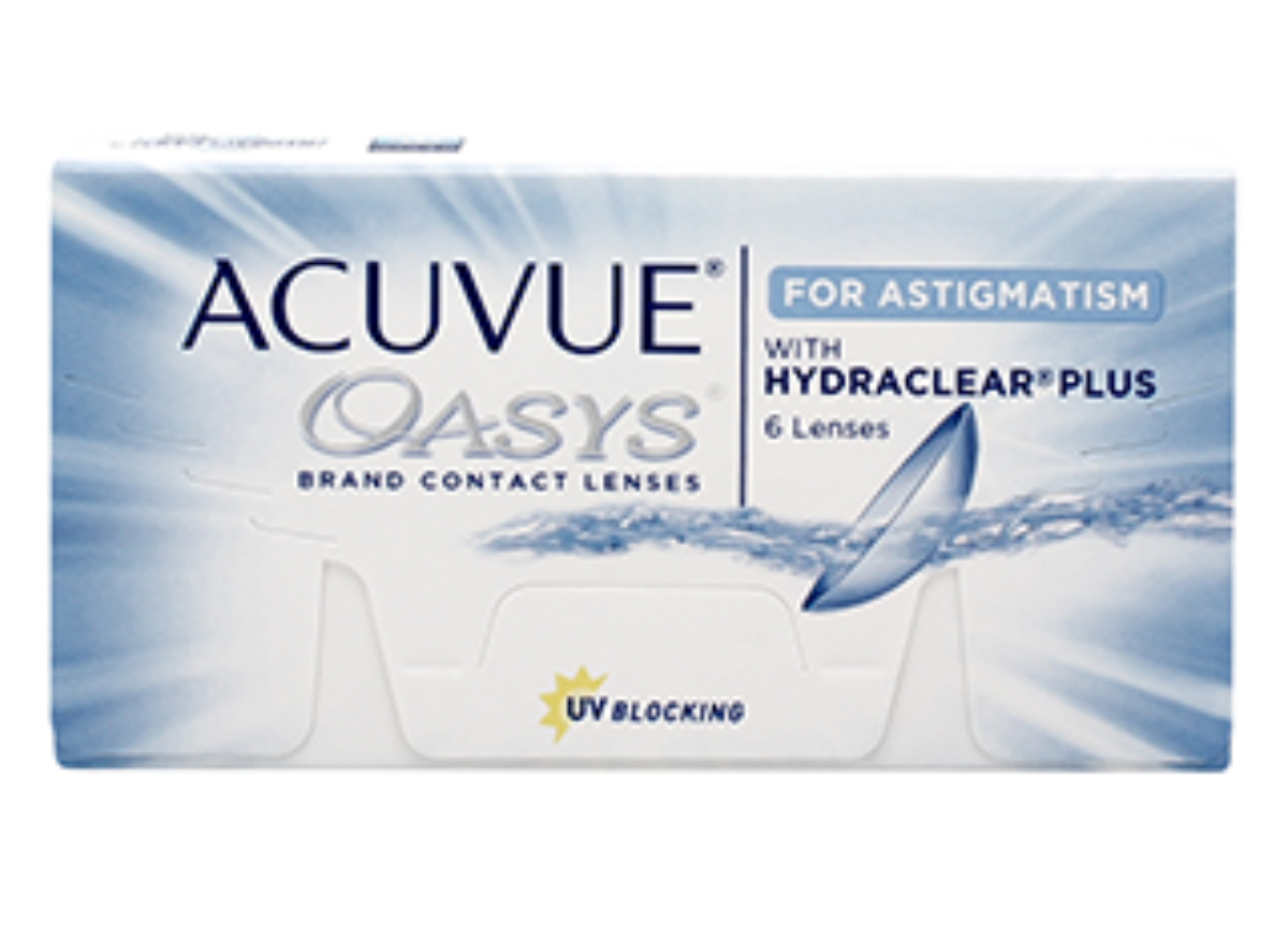 Image of Lenti a Contatto Acuvue Oasys for Astigmatism 6 Pack
