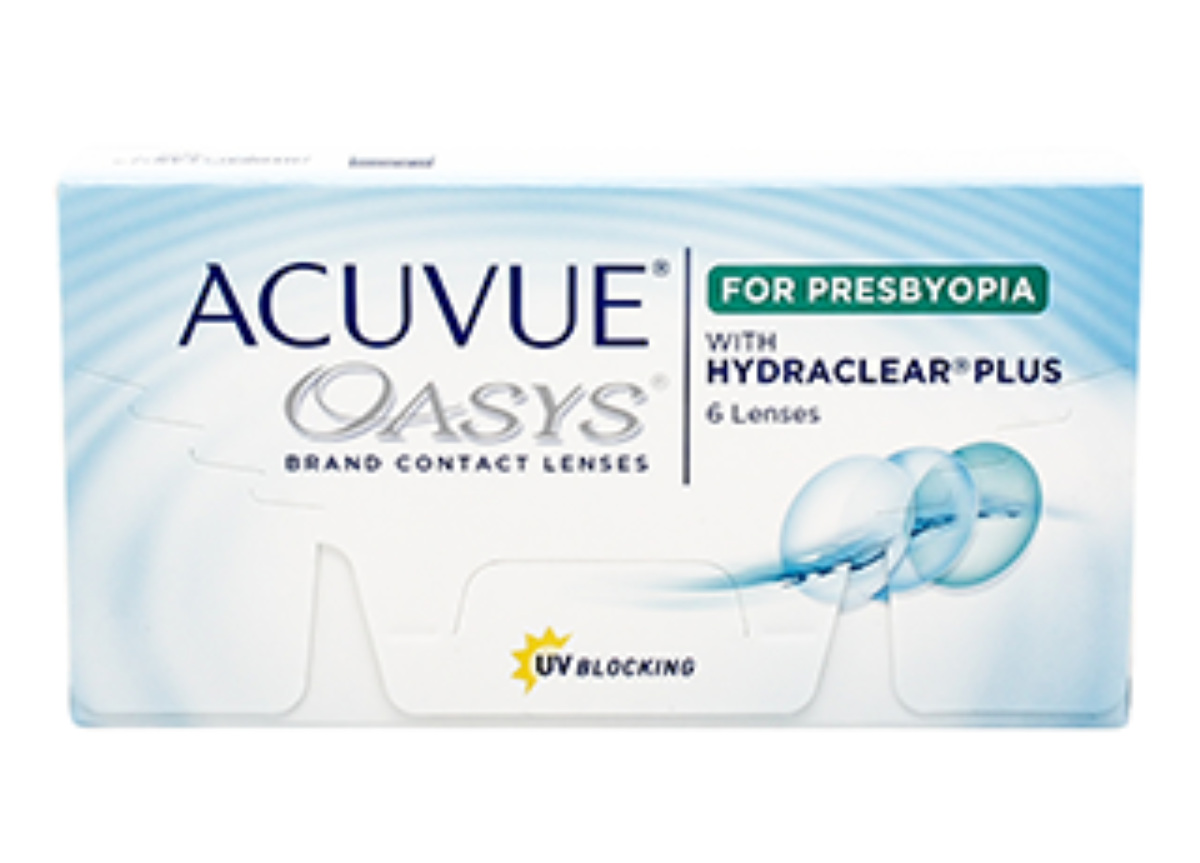 Image of Lenti a Contatto Acuvue Oasys for Presbyopia 6 Pack