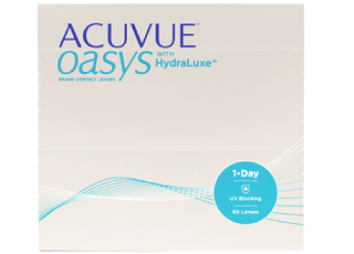 Image of Lenti a Contatto Acuvue Oasys 1-Day 90 Pack