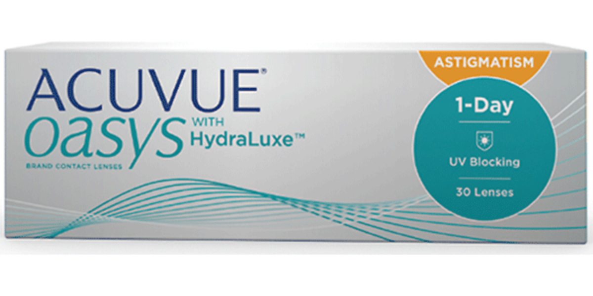 Image of Lenti a Contatto Acuvue Oasys 1-Day for Astigmatism 30 Pack