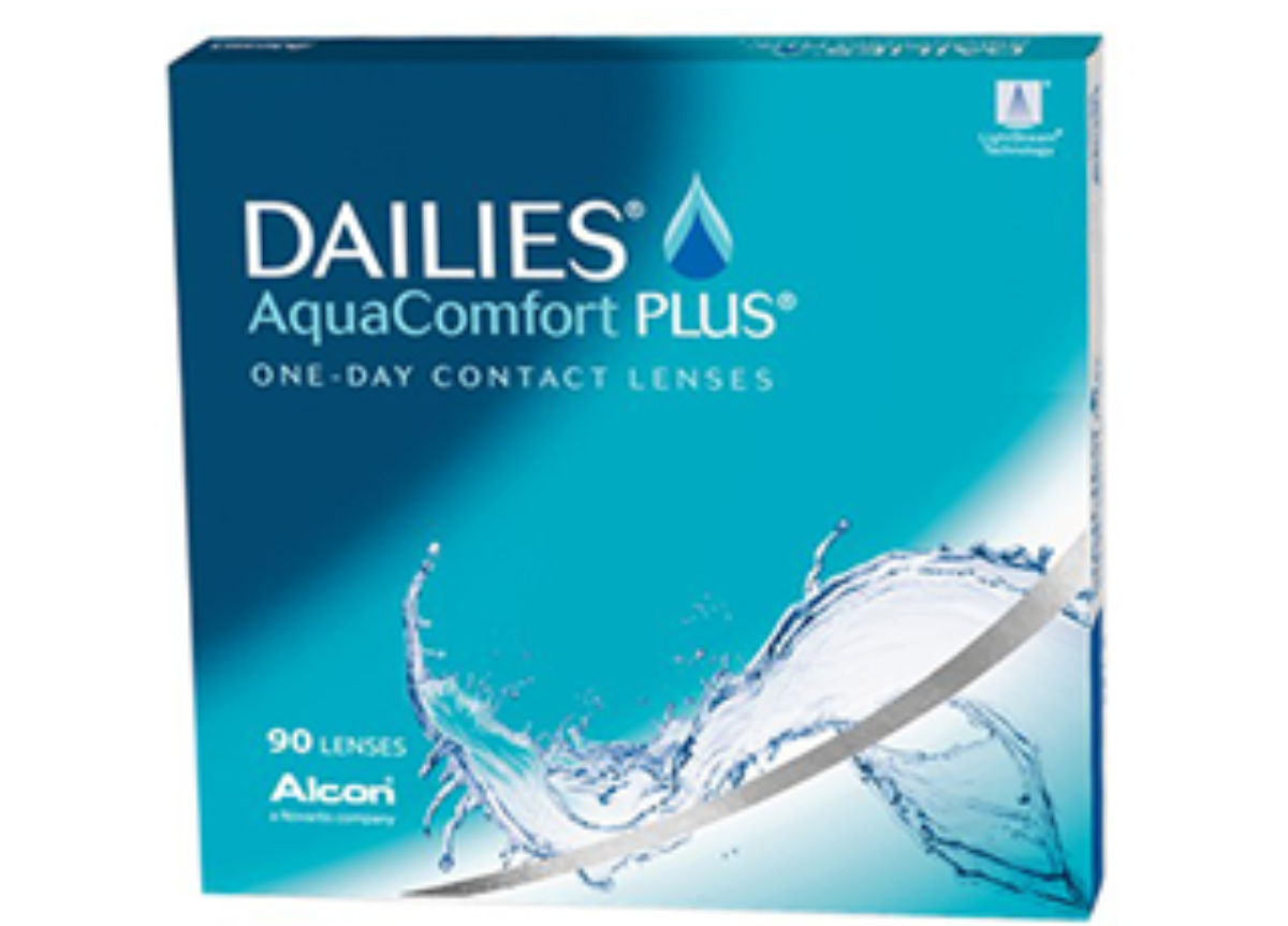 Image of Lenti a Contatto Dailies AquaComfort Plus 90 Pack