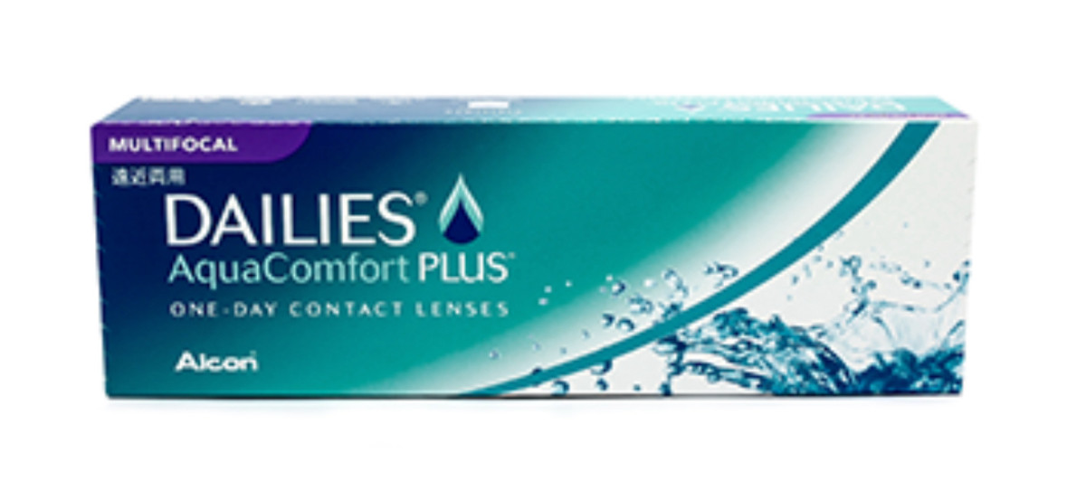 Image of Lenti a Contatto Dailies AquaComfort Plus Multifocal 30 Pack