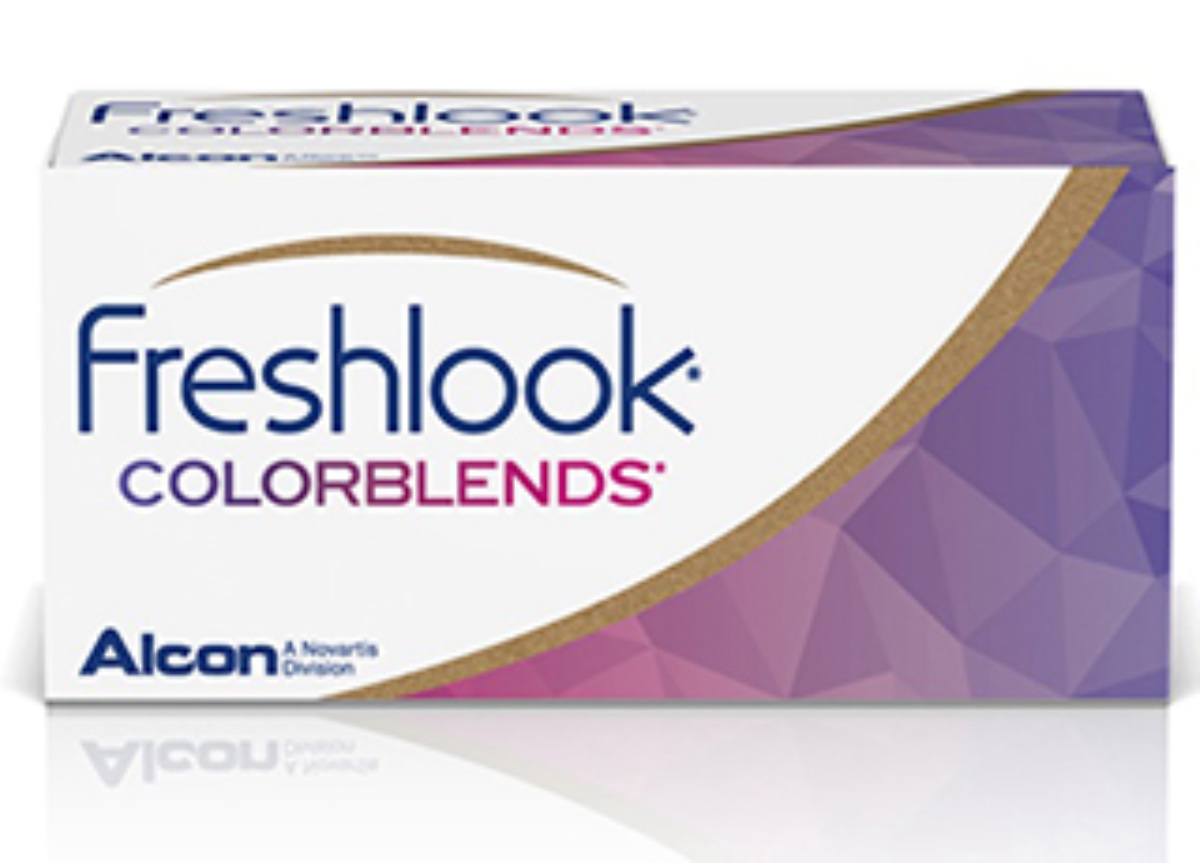Image of Lenti a Contatto Freshlook Colorblends 2 Pack
