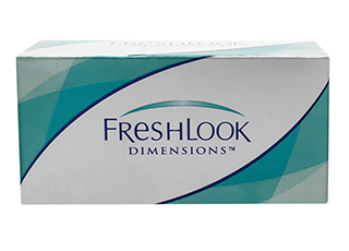 Image of Lenti a Contatto Freshlook Dimensions 6 Pack