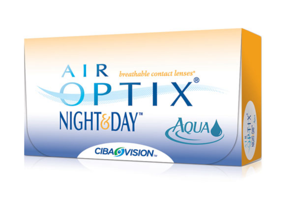 Air Optix Night Day Aqua 3 Pack Monthly Disposable Contacts Smartbuyglasses South Africa