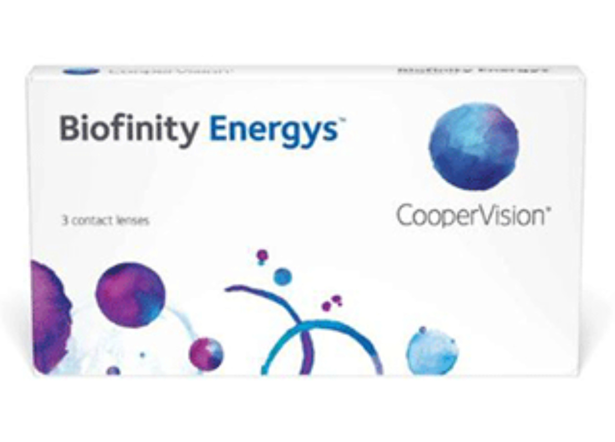 Image of Lenti a Contatto Biofinity Energys 3 Pack