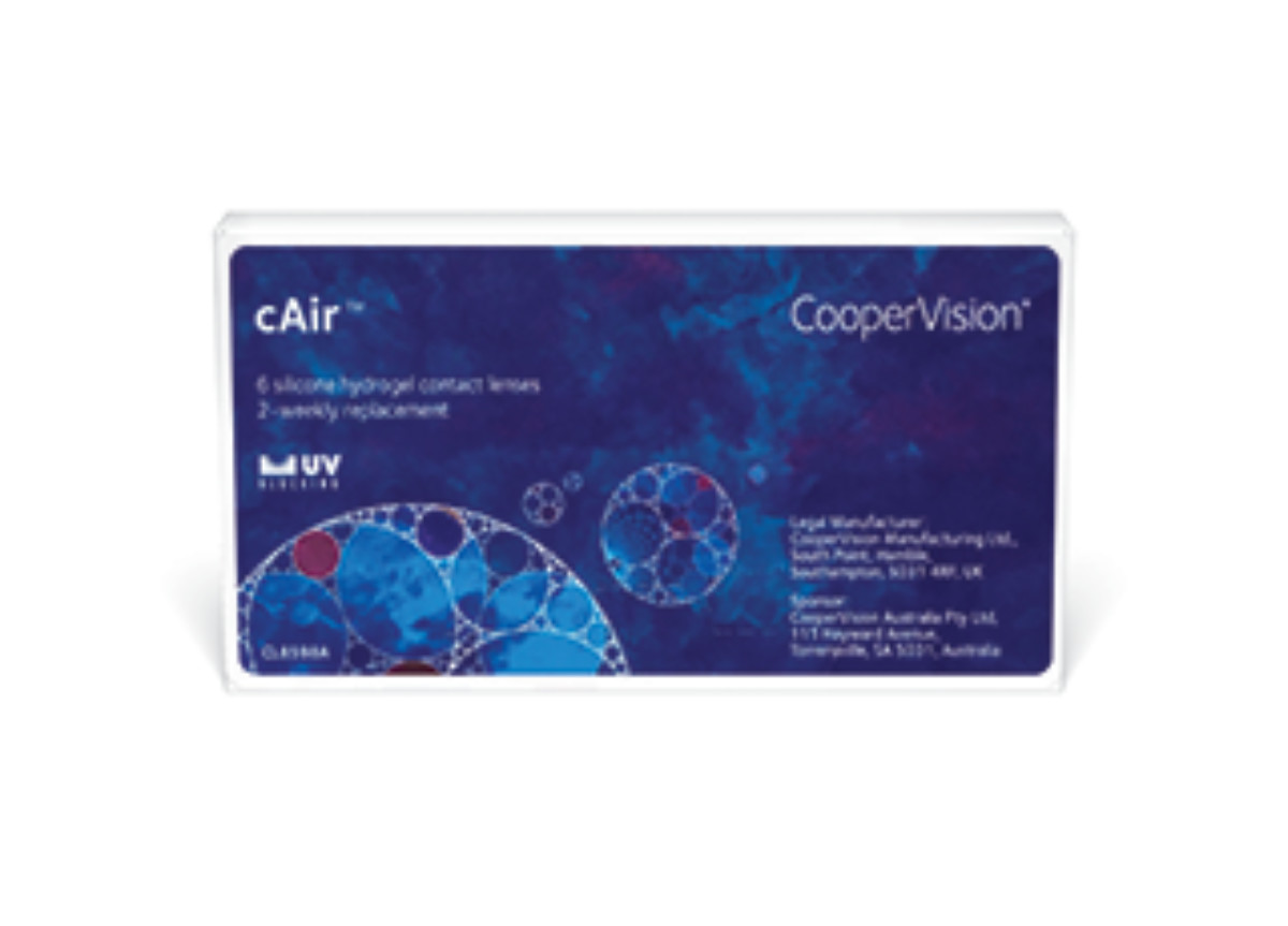 Image of Lenti a Contatto cAir 6 Pack
