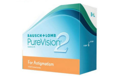 PureVision PureVision2 HD for Astigmatism 6 Pack Lentilles de contact