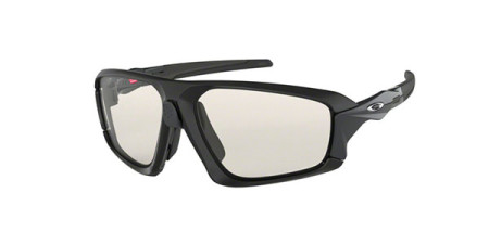 Oakley Field Jacket OO9402-0664 (matte black/clear black iridium photochromic activated)